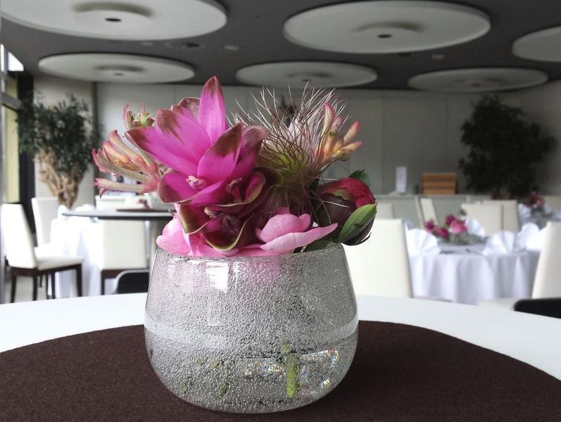 Blumen und Dekoration für Ihr Hotel